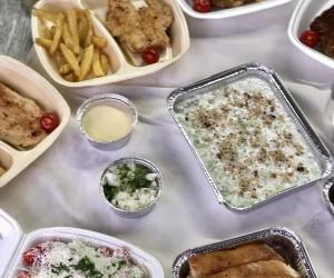 Таратор, Шопска салата,Пилешки стек со помфрит,Плескавица со помфрит,Леб со лук потпечен на скара